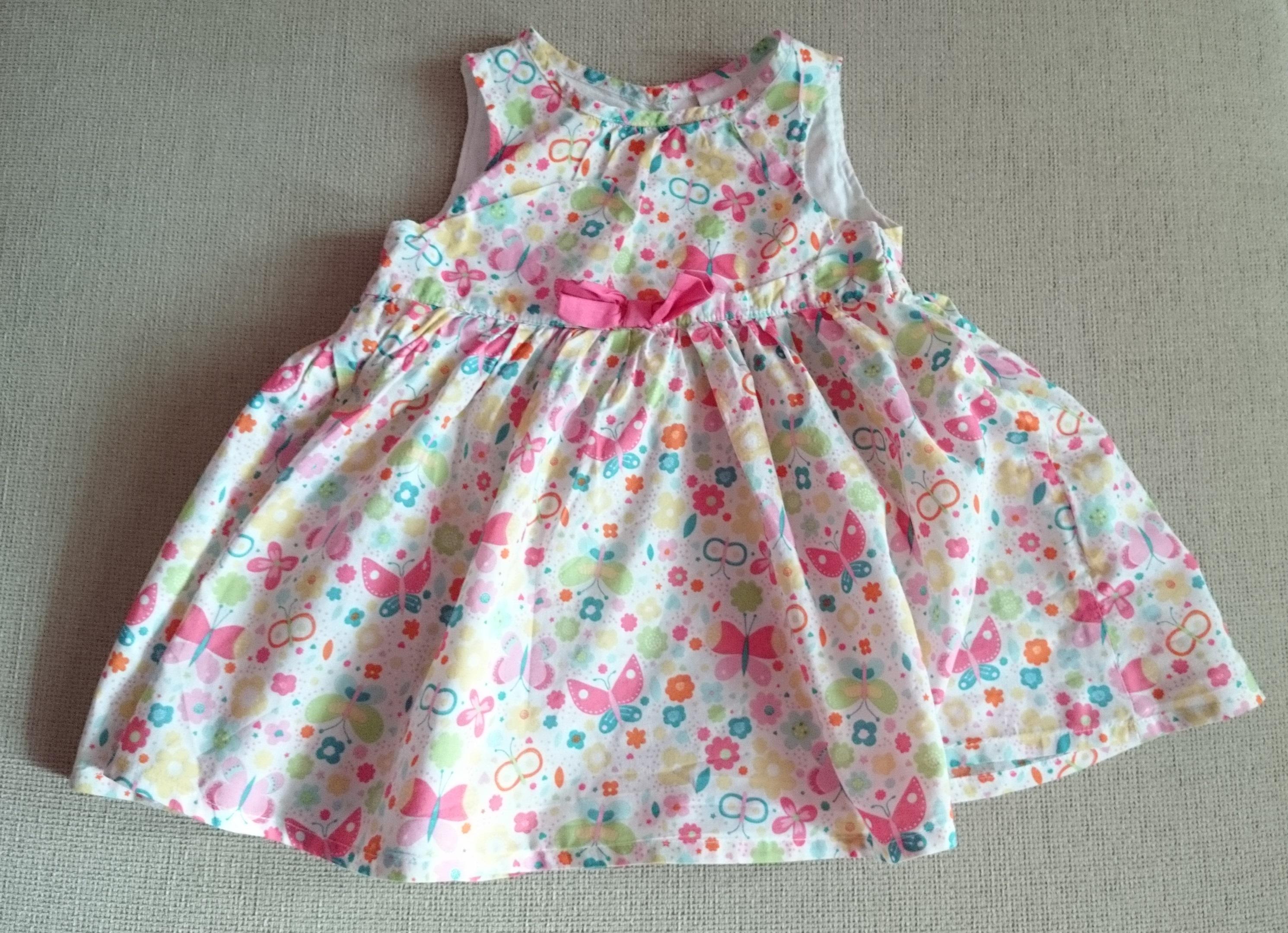 Dievčenské letné šaty - Bazár cookie girl - Morský Koník b656aac5e7