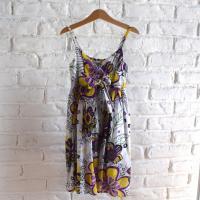 4fec805e85722 Pestré kvietkované šaty na ramienka Next